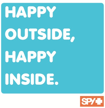 spy happy inside