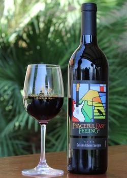 Peaceful wine