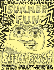 battle 2015 second poster