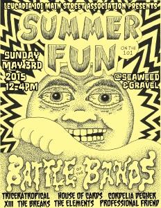 battle 2015 second poster